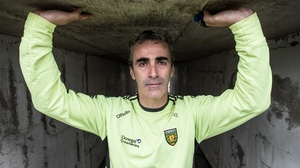 Jim McGuinness: 'It is a different world.'