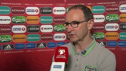 "Martin O'Neill - ""We will be trying to beat Serbia"""