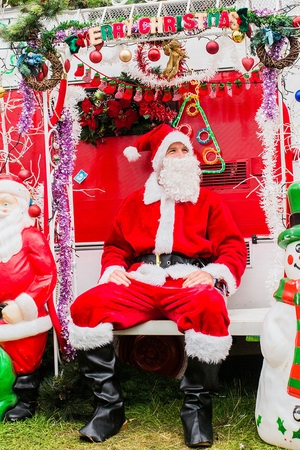 Christmas came early to EP ©Scott Salt