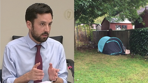 Eoghan Murphy was commenting following the death of a woman in her 30s who had become homeless in Cork