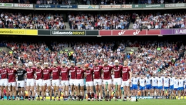 Liam Sheedy hails impact of Galway subs | The Sunday Game