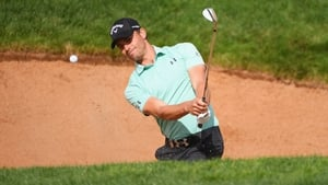 Haydn Porteous battled from behind to win the Czech Masters