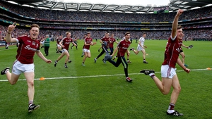 Galway's young guns celebrate