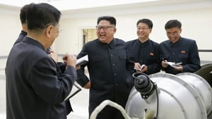 The new sanctions are in response to North Korea's sixth and largest nuclear test