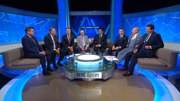 2017 Hurling Team of the Year | The Sunday Game