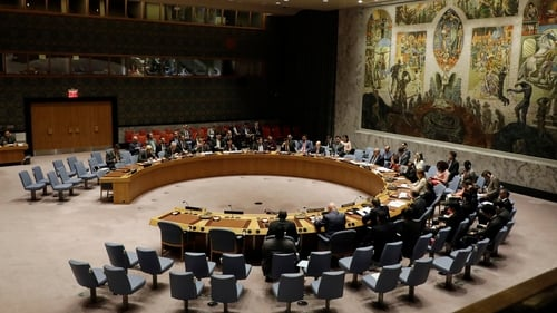 """Leo Varadkar said Ireland wanted to bring that """"vision and voice"""" to the UN Security Council"""