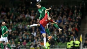 Ireland take on Serbia at Lansdowne Road