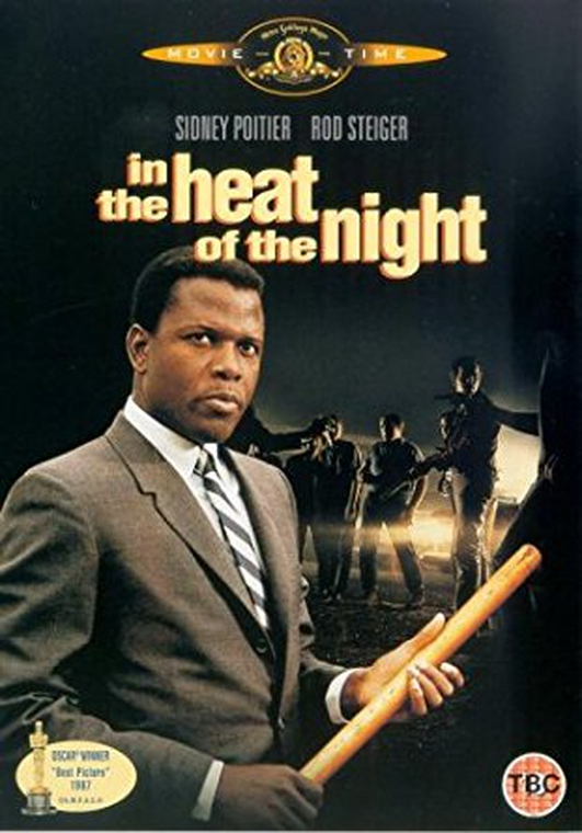 1967, an important year for the films of Sidney Poitier