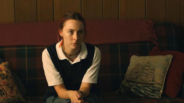 Watch the First trailer for Greta Gerwig's LADY BIRD Starring Saoirse Ronan