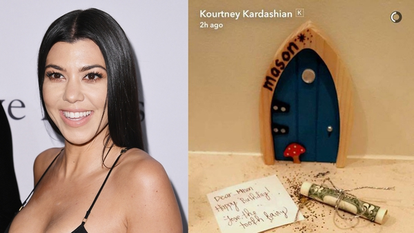 Kourtney Kardashian drew attention to the company when she Snapchatted one of the Irish Fairy Doors