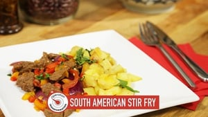 South American Stir Fry: Operation Transformation