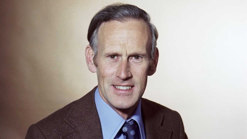 Don Cockburn joined RTÉ in 1958