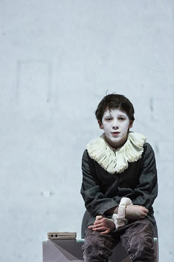 """Hamnet"" at the Dublin Theatre Festival 2017"