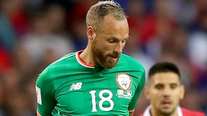 David Meyler did the work of two men in midfield against Serbia