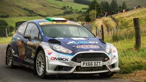 The Ulster Rally