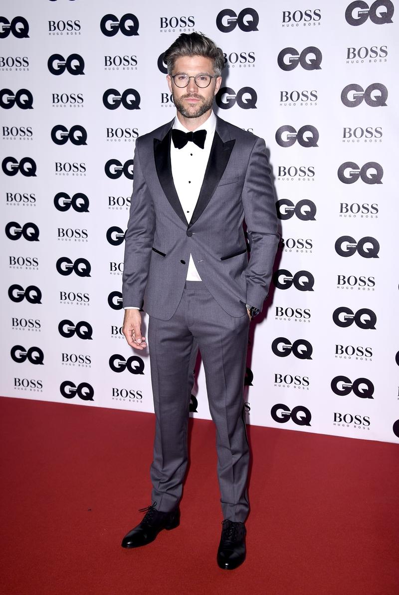 c2f3d160f1 Irish rock GQ Men Of The Year Awards Red Carpet