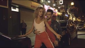 Thalia Heffernan and boyfriend Ryan McShane dust off their dancing shoes for music video