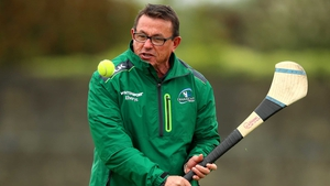 Kieran Keane has enjoyed the success of the Galway hurlers