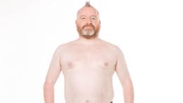 Gary week 1 weigh in | Celebrity Operation Transformation