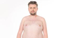 James week 1 weigh in | Celebrity Operation Transformation