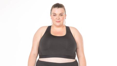 Kayleigh week 1 weigh in | Celebrity Operation Transformation