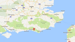 Towns and villages across Sussex towns were bombed during the war (Pic: Google Maps)