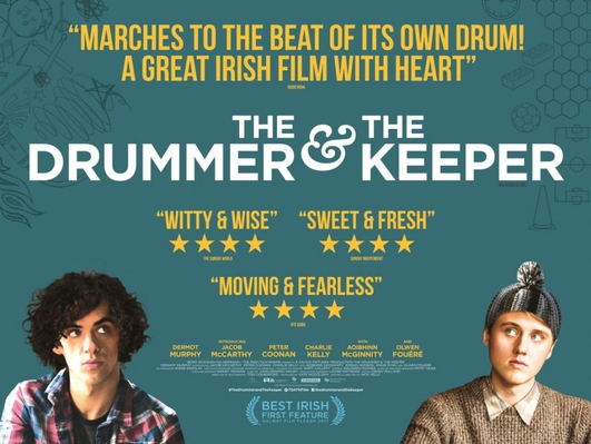 """The Drummer & The Keeper"", a film by Nick Kelly"