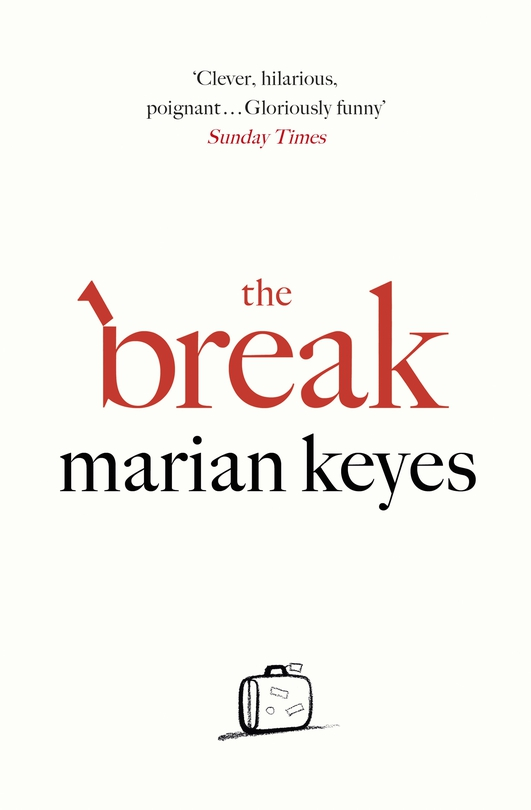 "Review:  ""The Break"" by Marian Keyes"