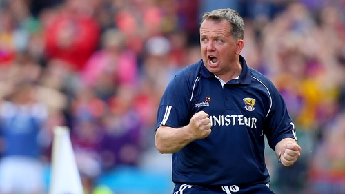 Davy Fitzgerald has committed to Wexford for another two years