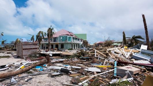 Haiti could be devastated by Hurricane Irma