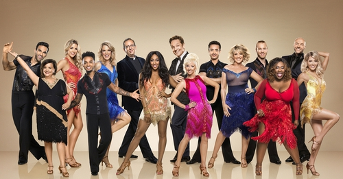 Strictly Come Dancing duos pose in first-look pics