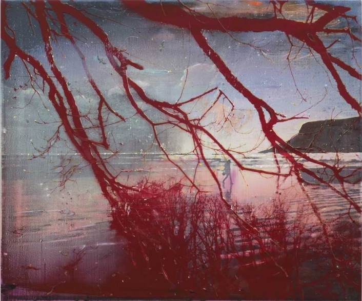 """""""Headland"""", new works by Elizabeth Magill at the Limerick City Gallery of Art"""