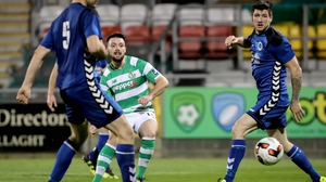 Brandon Miele proved the difference between the sides at Tallaght Stadium
