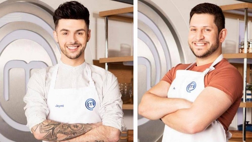 Two celebs get the chop from the MasterChef kitchen