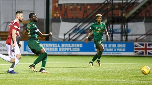 Odsonne Edouard scored 11 goals in 29 matches