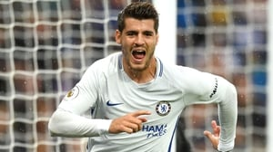Alvaro Morata helped Chelsea to victory at Leicester