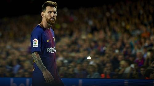 Leo Messi dazzled again at the Nou Camp