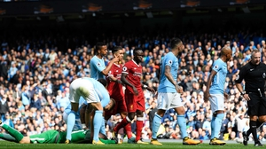 Liverpool suffered a heavy defeat against Manchester City on Saturday