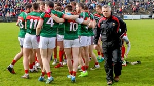 Stephen Rochford: 'What it brings for us is an almighty challenge.'
