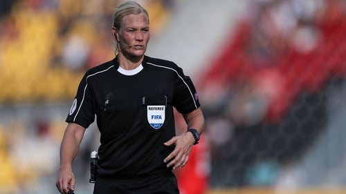 German woman becomes first female referee in Bundesliga