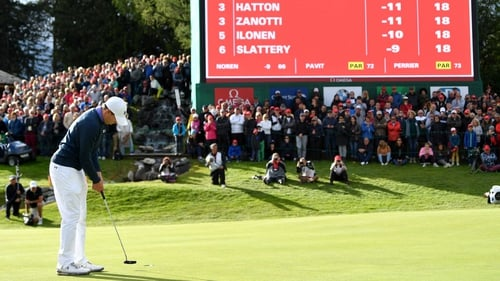 Australia's Hend leads by 2 at fog-affected European Masters