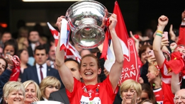 "Rena Buckley: ""I've been very lucky"" 