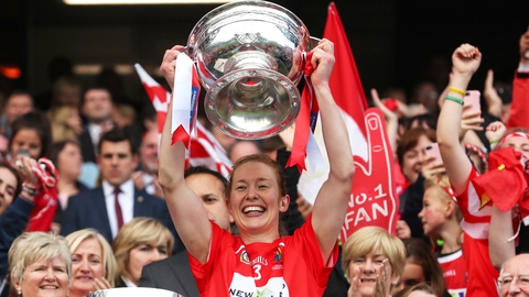 """Rena Buckley: """"I've been very lucky"""" 
