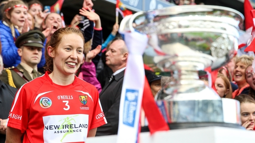 Rena Buckley now has a total of 18 All-Ireland titles