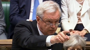 David Davis said 'A vote against this bill is a vote for a chaotic exit from the European Union'