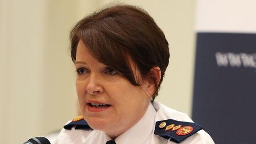 Nóirín O'Sullivan sought to take legal action against the Irish Examiner newspaper