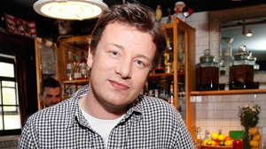 '5 Ingredients' is the latest book from Jamie Oliver.  He joined Today with Sean O'Rourke to discuss his career and latest culinary concept.