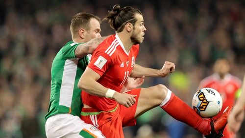 Could Gareth Bale miss Wales' final two World Cup qualifiers?