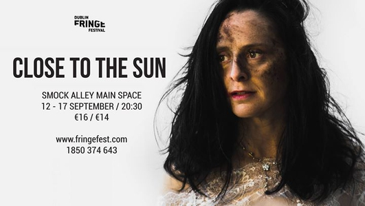 "Dublin Fringe Festival 2017 - ""Close To The Sun"" by The Corps Ensemble"