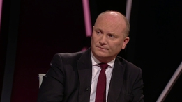 George Hook comments on rape | Claire Byrne Live